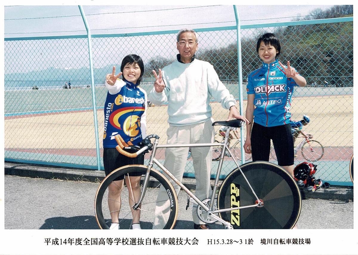伊勢崎女子高校自転車同好会