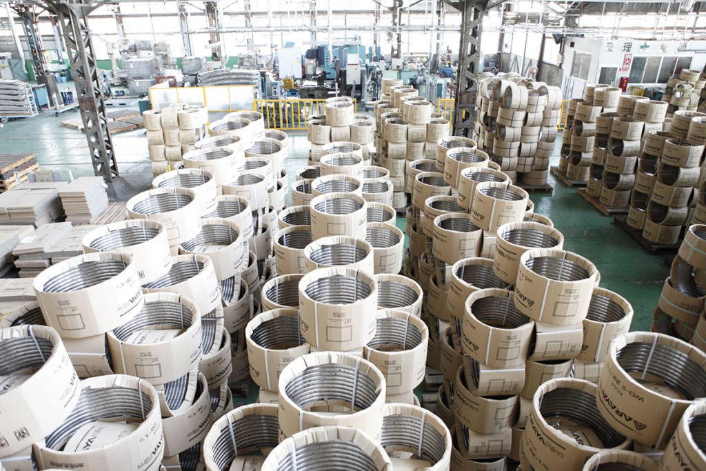 新家工業関西工場